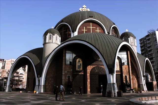 St. Clement Church in Skopje