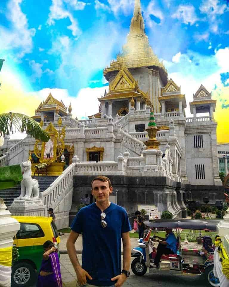 Wat Traimit Bangkok Bangkok travel blog