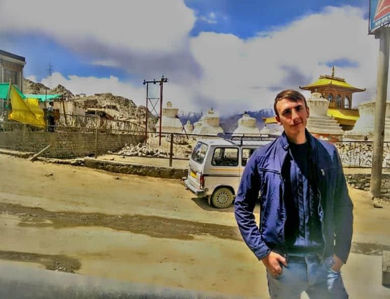 Passport Symphony Leh Ladakh