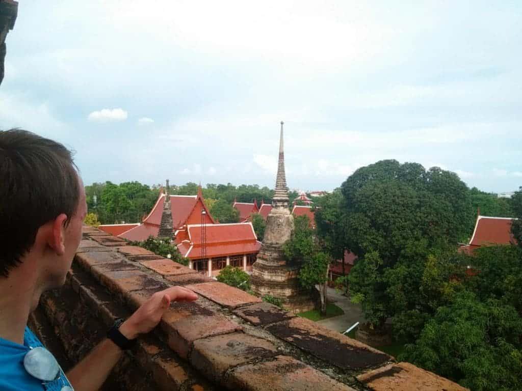 Ayutthaya temples: my Ayutthaya trip
