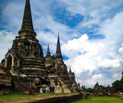 Wat Si Sanphet: Ayutthaya trip