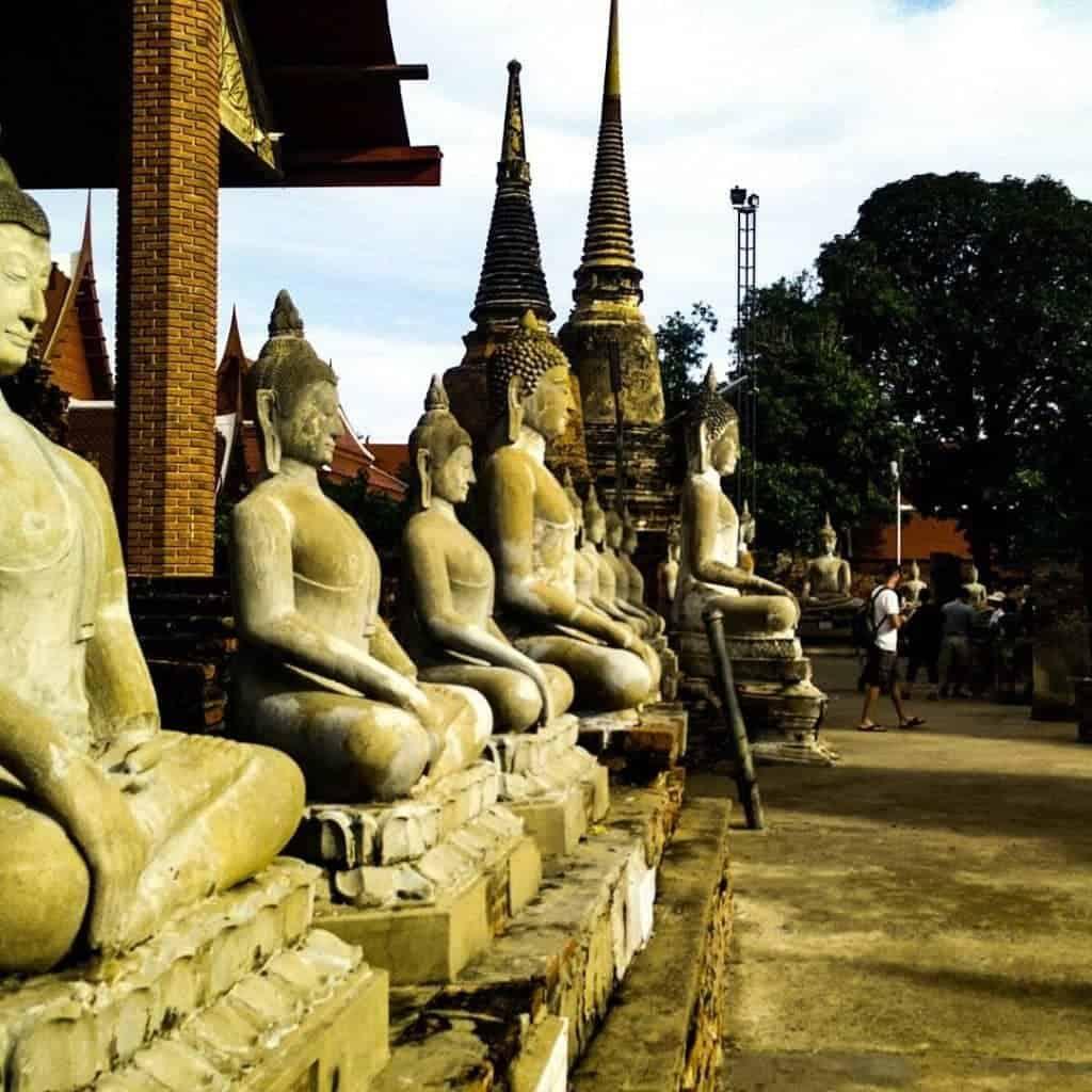 Wat Yai Chai Mang Khon, Ayutthaya trip