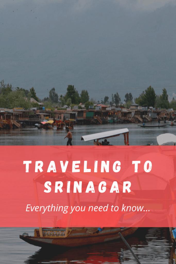 srinagar travel