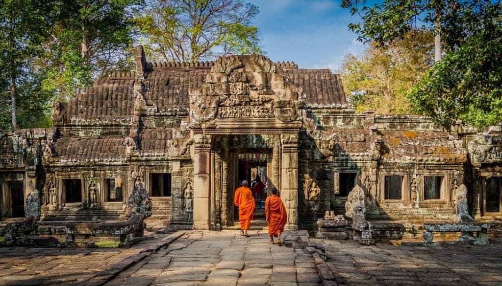 Cambodia interesting facts