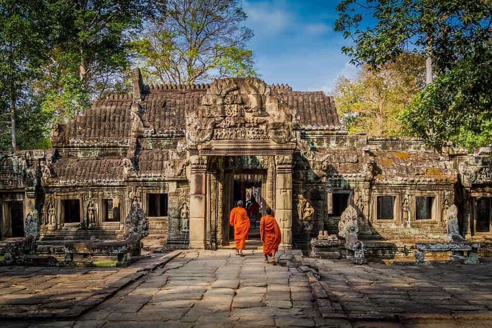 Cambodia interesting facts