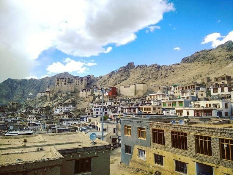 Leh Ladakh in Kashmir