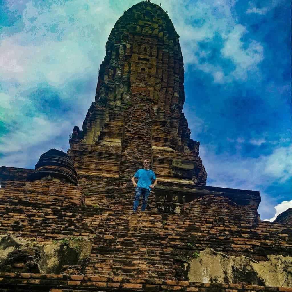 Wat Chai Watthanaram, Ayutthaya trip