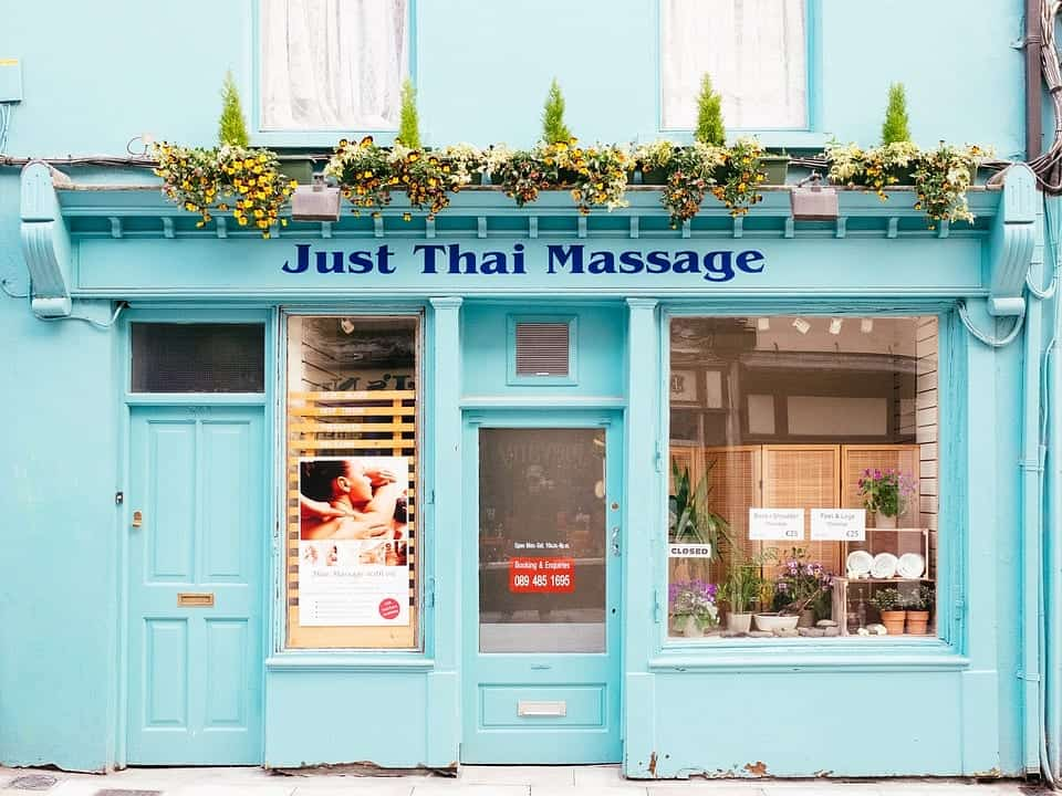 thai massage scams