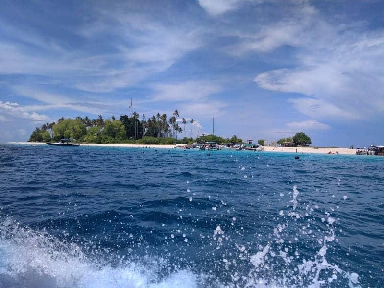 tropical islands in Malaysia