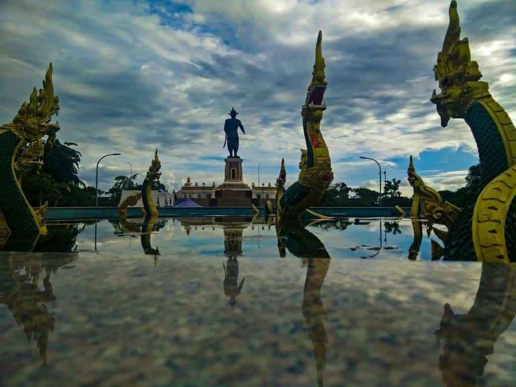 Vientiane architecture