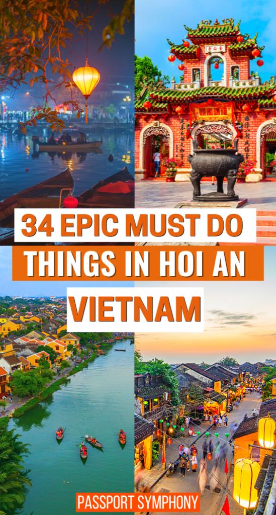 34 EPIC MUST DO IN HOI AN VIETNAM