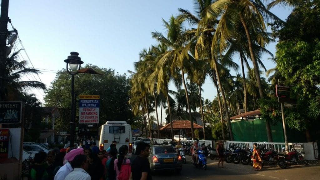 Goa isn't the backpacker's paradise