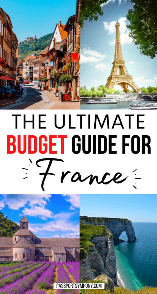 THE ULTIMATE Budget GUIDE FOR France