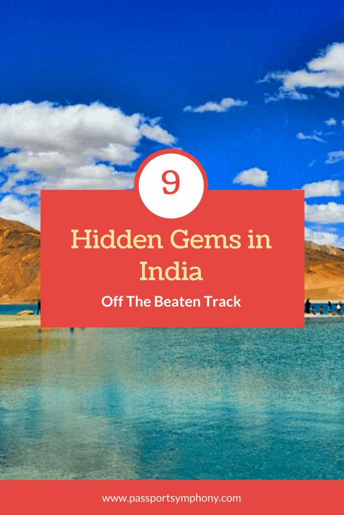 hidden gems in india