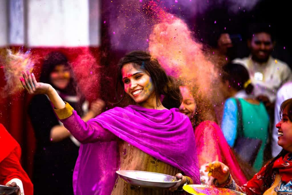 India holi