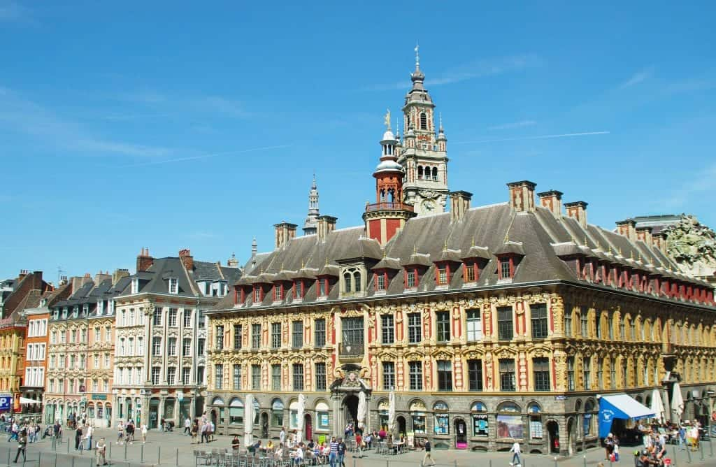 Visiting France on a budget