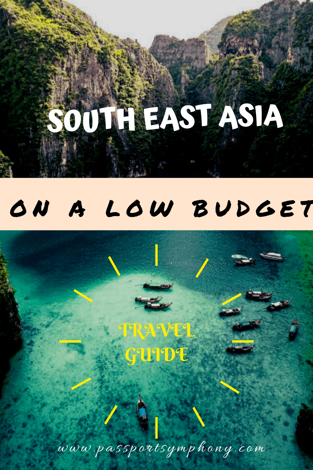 visit southeast asia on a budget