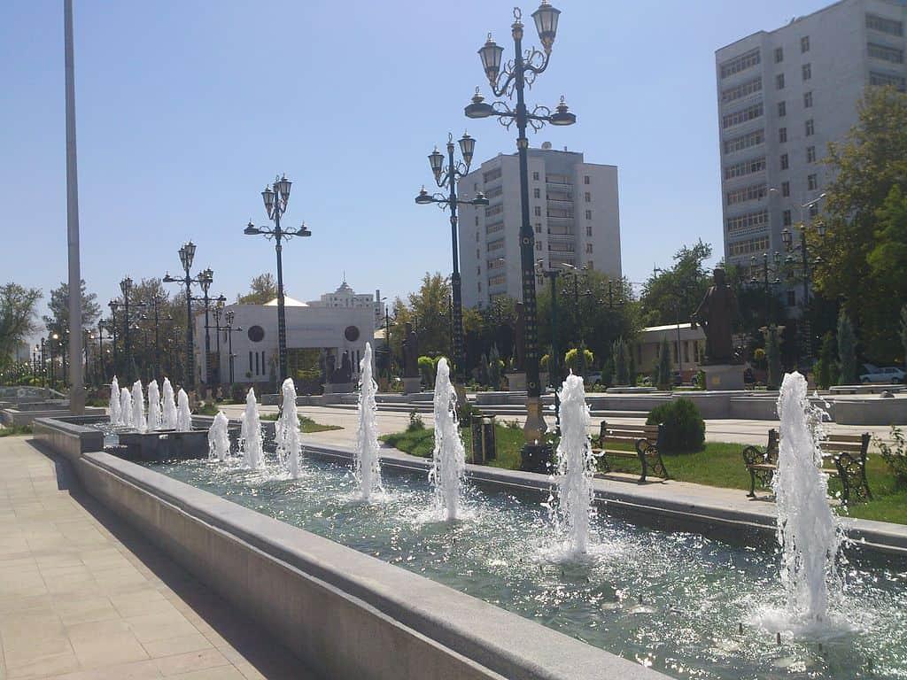 visiting turkmenistan