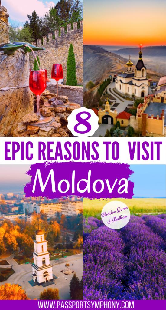 8 epic reasons to visit Moldova