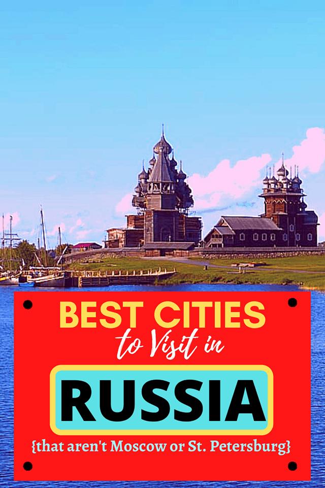 best cities in russia