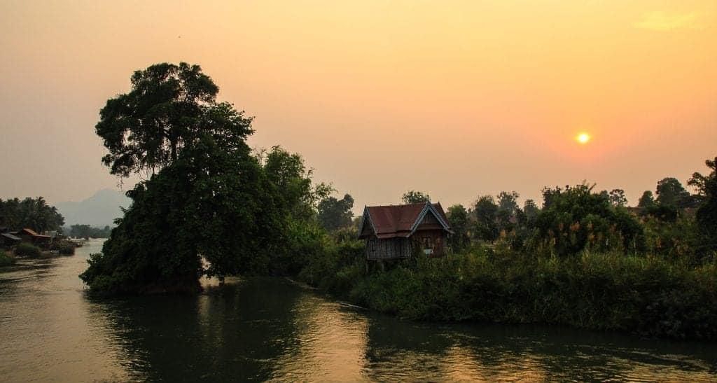 Laos islands
