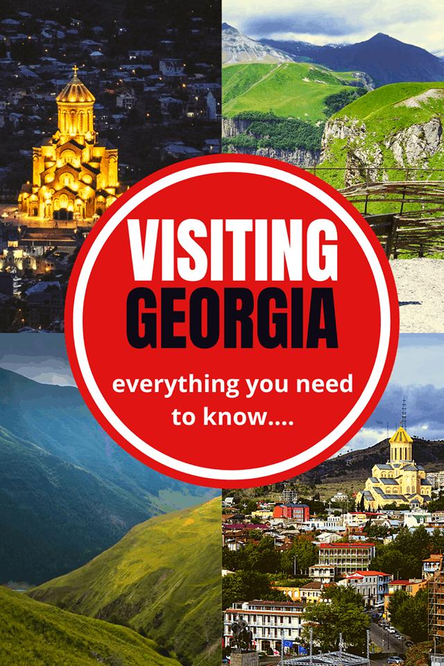 why visit georgia