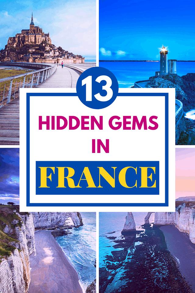 hidden gems in france