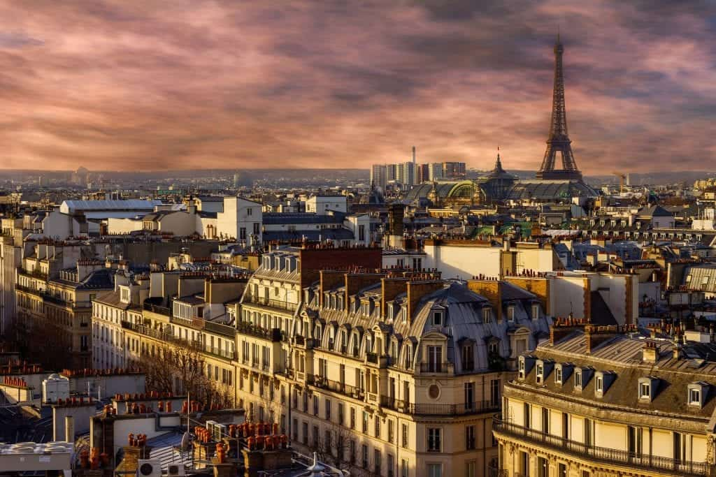 Paris in a day itinerary