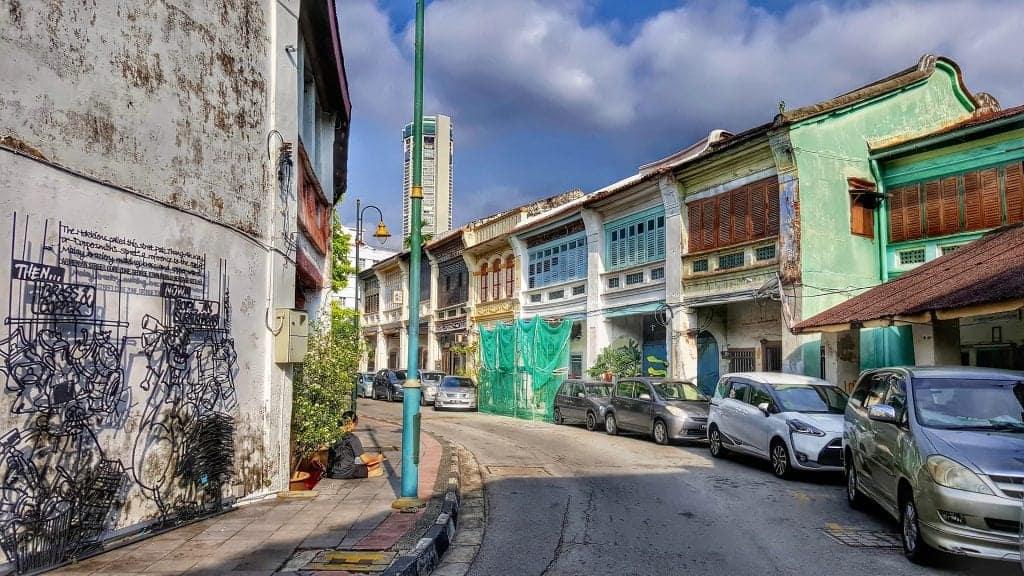 travel to Penang