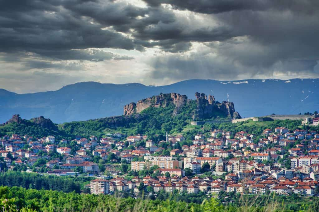 castle bulgaria