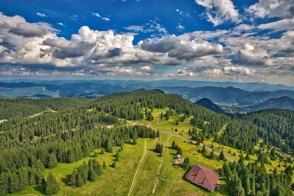 Bulgaria mountains