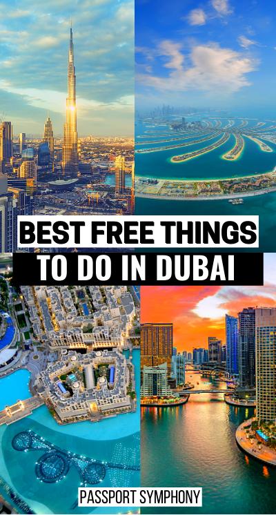 BEST FREE THINGS TO DO UB DUBAI