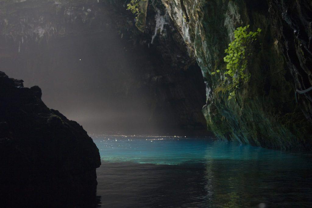 kefalonia cave