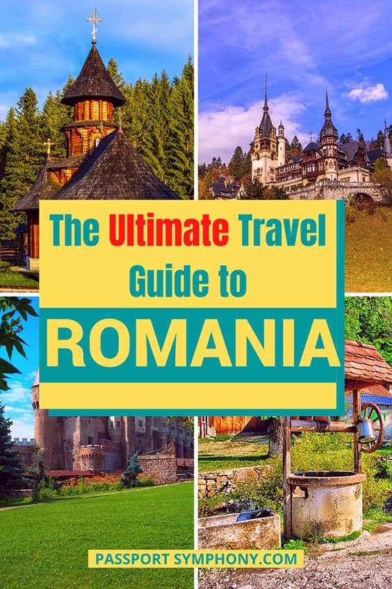 traveling to romania