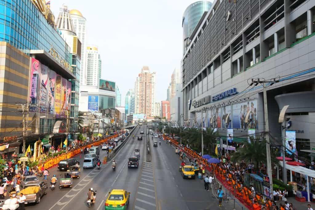 Bangkok center Bangkok travel blog