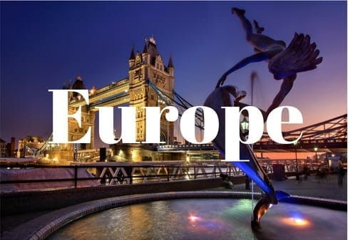 Europe travel tips destinations