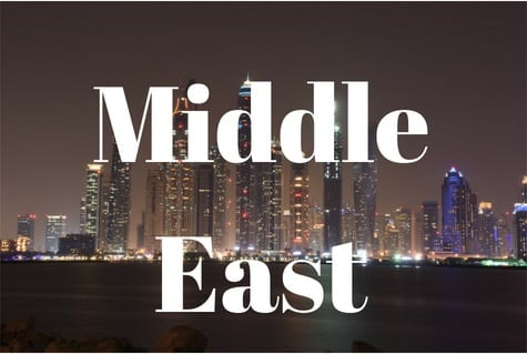 Middle East travel tips destinations