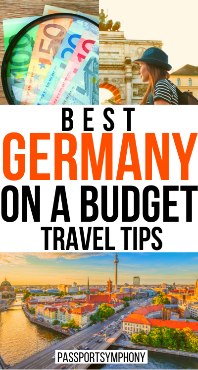 best germany on a budget travel tips