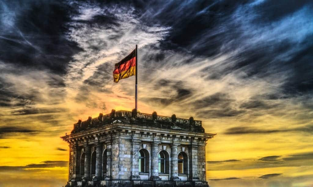 budget travel in Germany