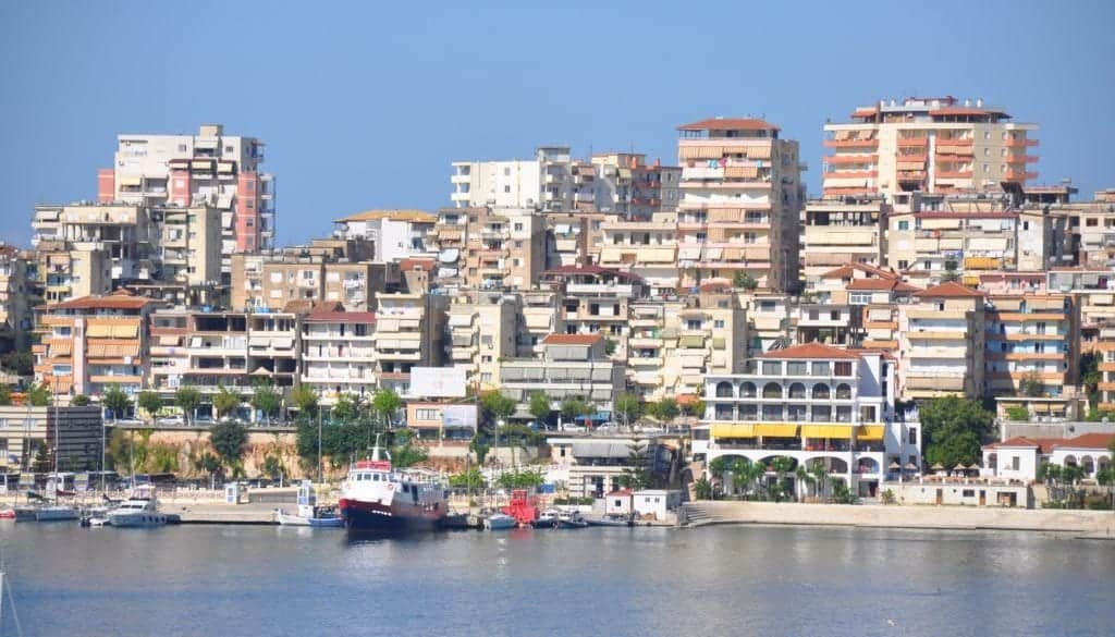 Traveling to Albania