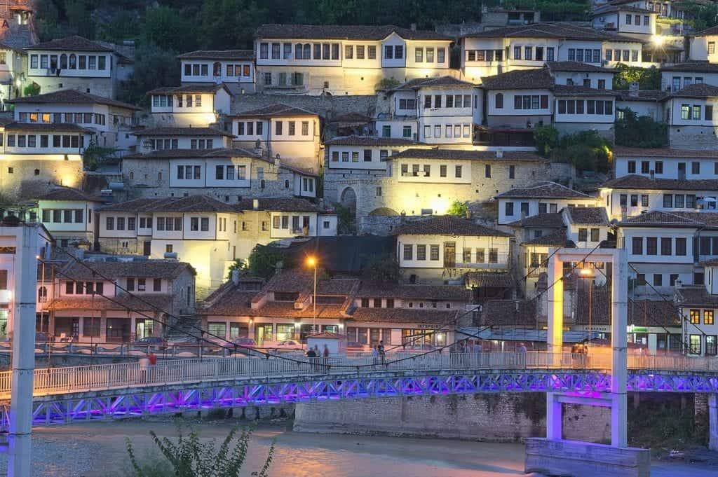 Berat Albania Traveling to Albania