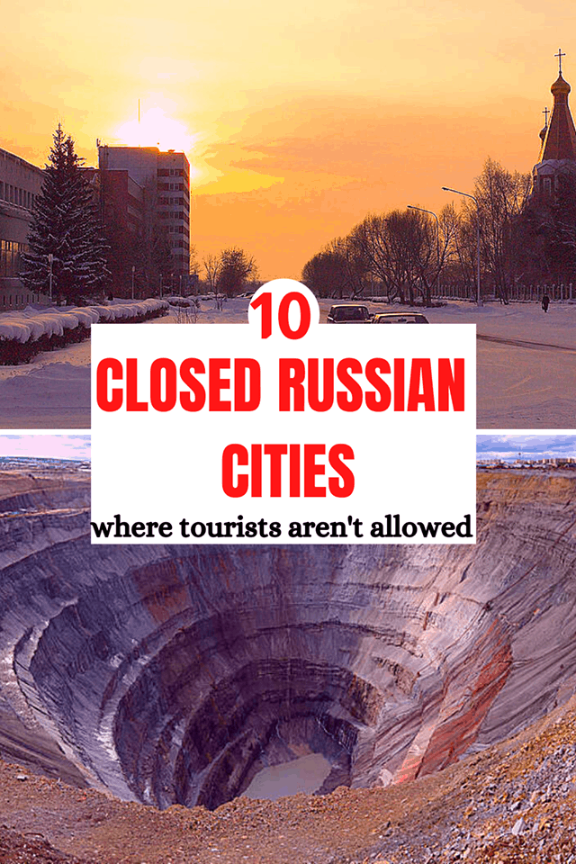 closed russia cities