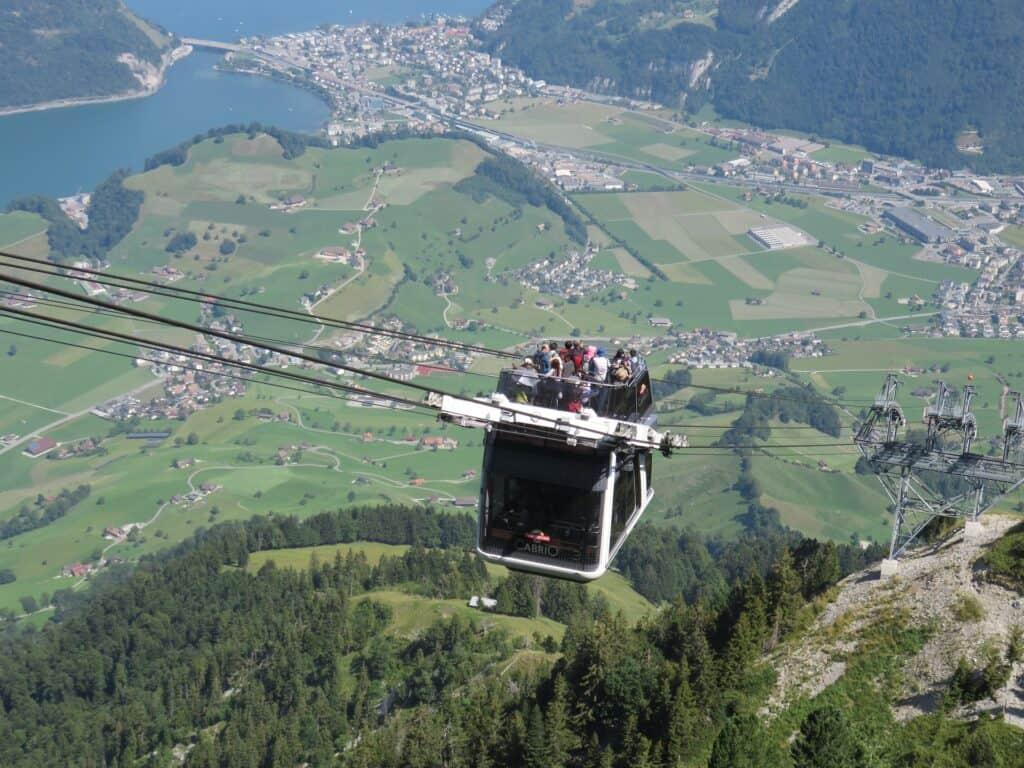 suspension railway alternative modes of transportation