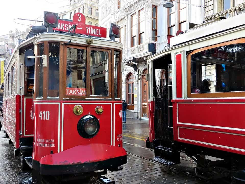 funicular istanbul