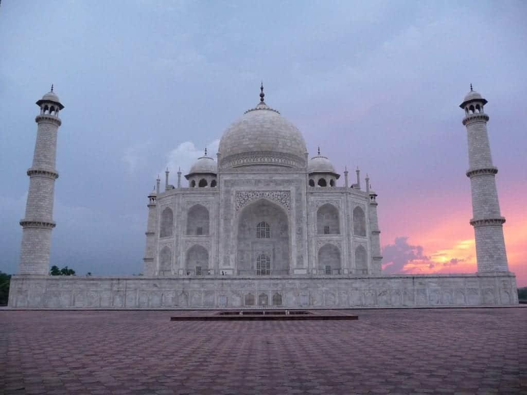Taj Mahal ticket hacks