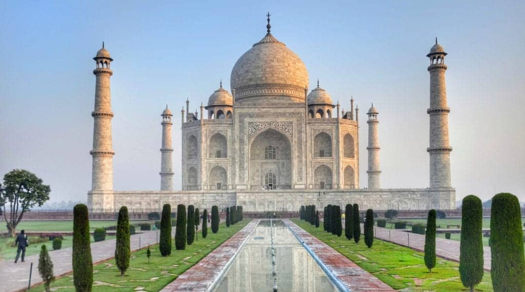 Taj Mahal ticket hacks
