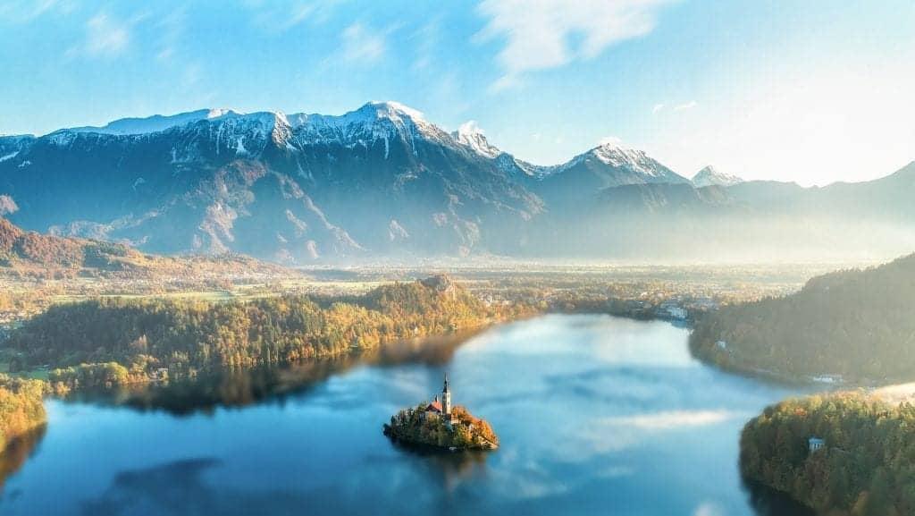 Visiting Slovenia