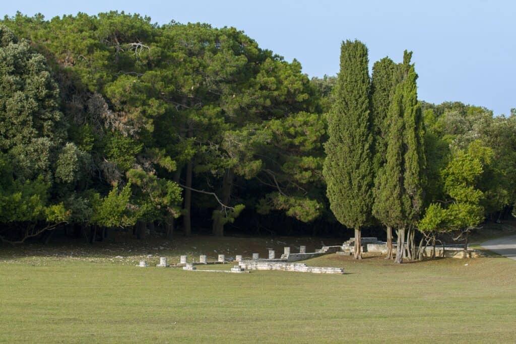 brijuni hidden islands in croatia