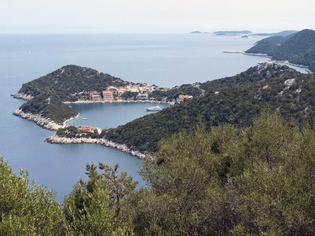best hidden islands in Croatia