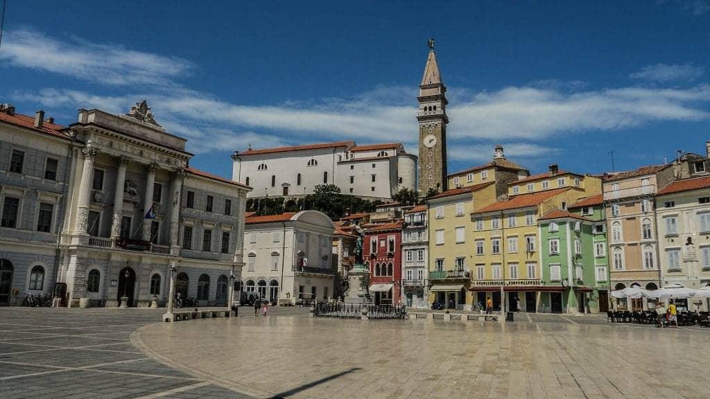 slovenia square